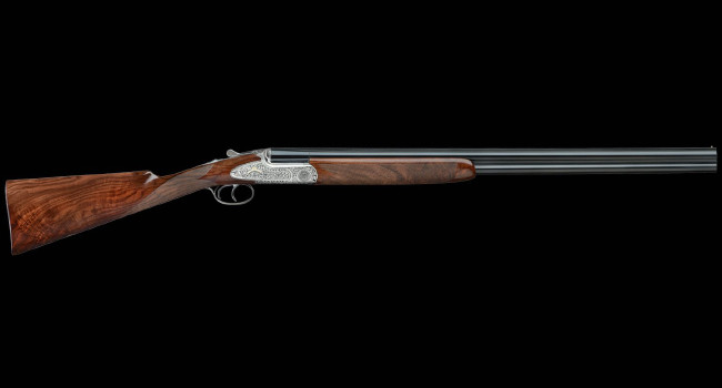 Ружье с вертикальным расположением блока стволов Fausti 70 Anniversary