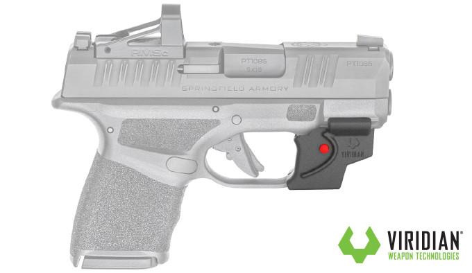лазерный целеуказатель для пистолета Hellcat