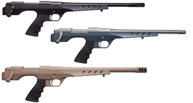 модели Nosler Model 48 NCH