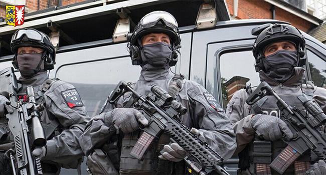 немецкая полиция SIG MCX