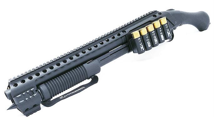 ружье Black Aces Tactical Shockwave Quad Rail