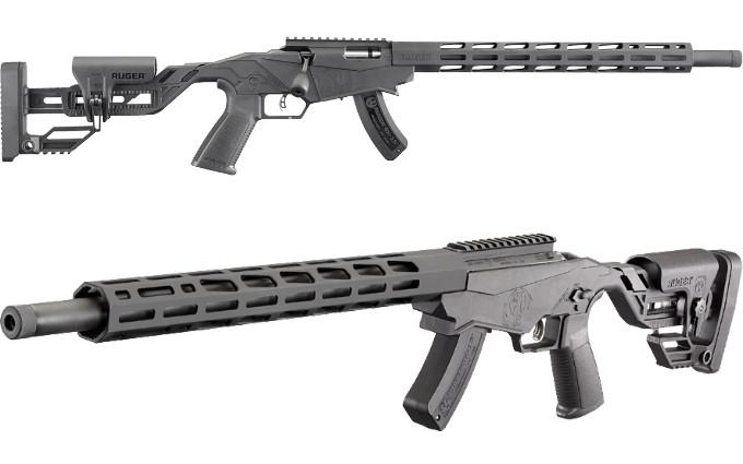 Ruger Precision Rimfire .17 HMR и .22 WMR