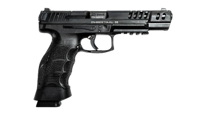 пистолет HK SFP9 Match OR сбоку