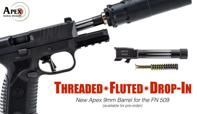 Ствол Apex Tactical FN 509