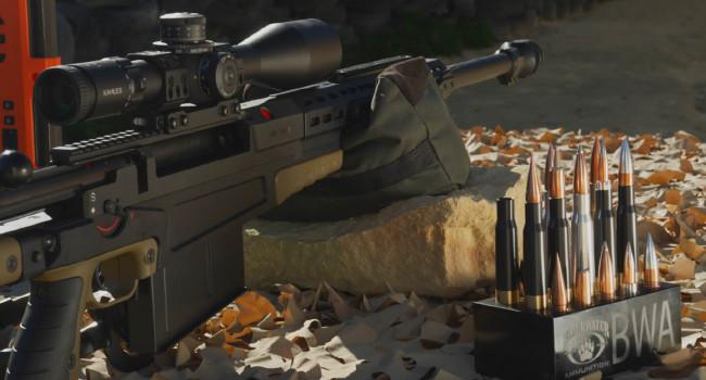 Новое поколение патронов от Blackwater Ammunition