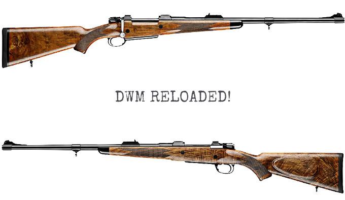 Возвращение винтовки DWM M98