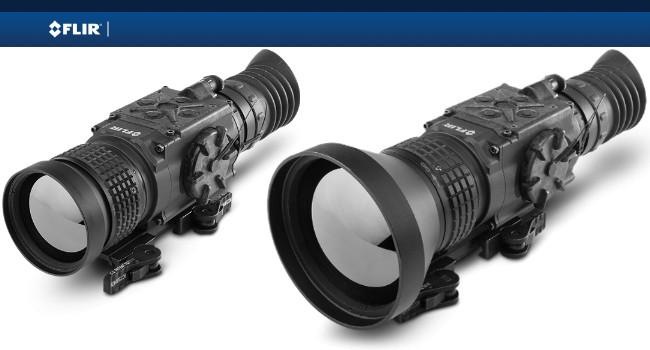 Тепловизионные прицелы FLIR ThermoSight Pro