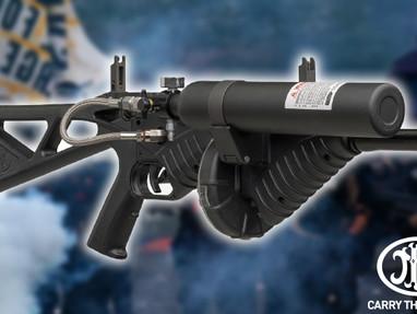Пневматическая система FN 303 Mk2 Launcher