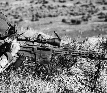 Barrett начали производство винтовок MK22 под армию США