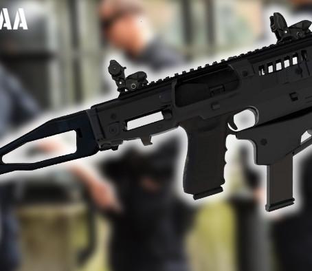 Карабинная платформа CAA MCK Gen 2 для пистолетов Glock 34/35/41