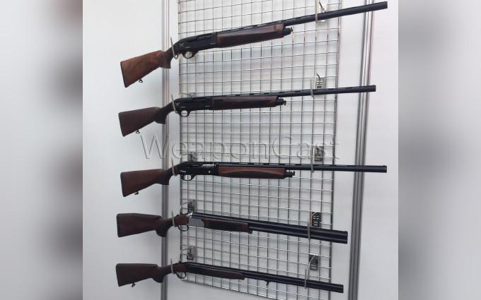 стенд Armed Guns