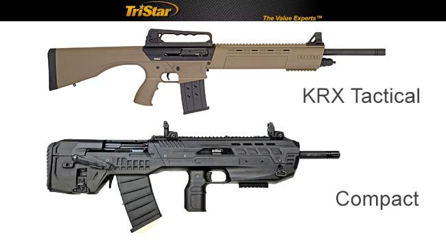 ружья Tristar Arms KRX и Compact