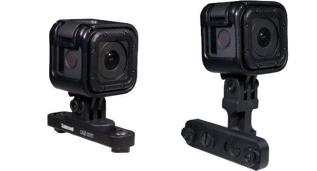 Samson GoPro mount kit