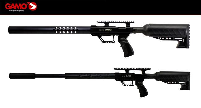 Пневматические винтовки Gamo TC35 и TC45