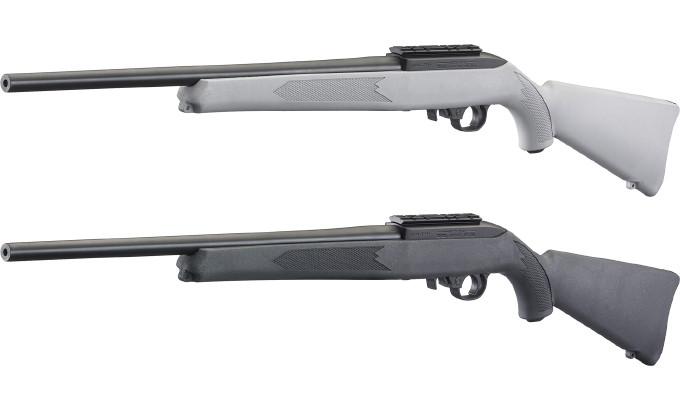 Новые винтовки Ruger 10/22 Carbine