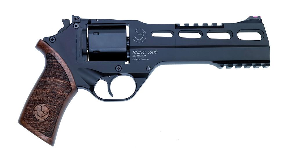 Chiappa Rhino 60 DS в калибре .357 Magnum