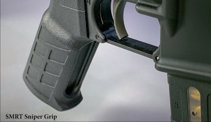 Рукоятка ETAC SMRT Sniper Grip