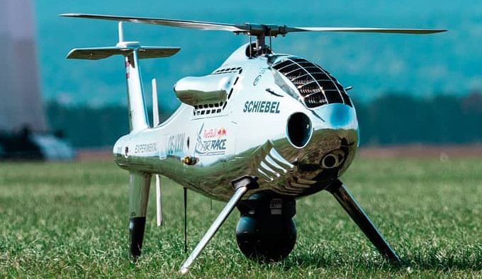 БЛА Schiebel Camcopter S-100