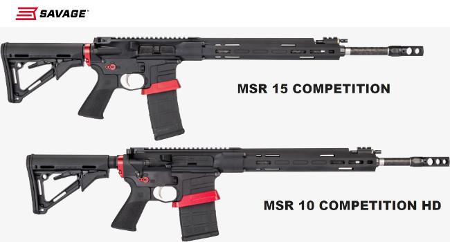 Спортивные винтовки Savage MSR Competition