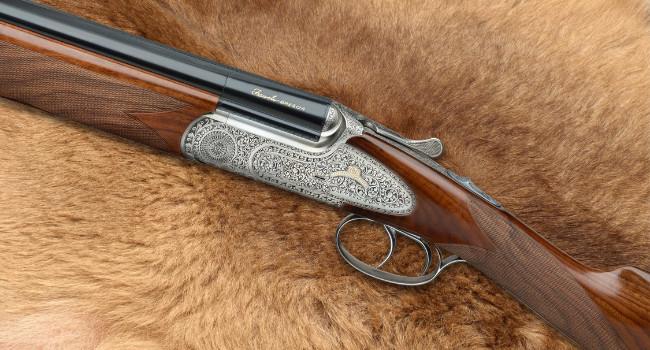 Ружье с вертикальным расположением стволов Fausti 70 Anniversary