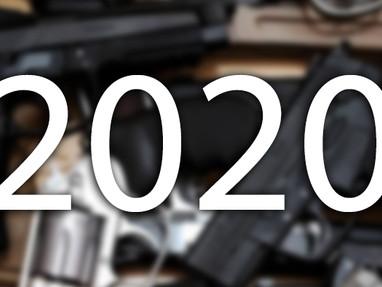Итоги 2020 года - Пистолеты
