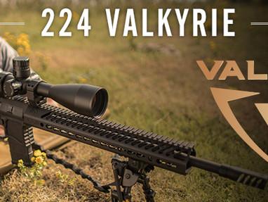 Новый калибр .224 Valkyrie от Federal Premium