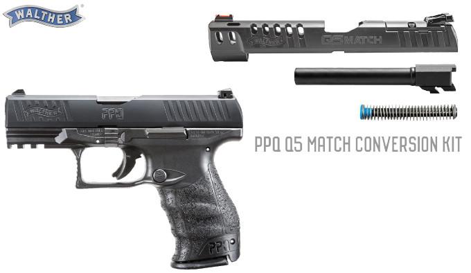 комплект переоснащения пистолета walther PPQ