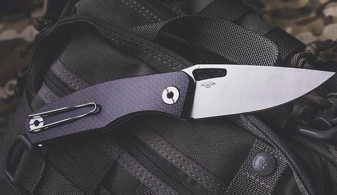 нож Real Steel Terra