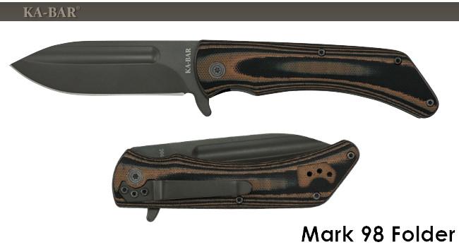 Нож KA-BAR Mark 98