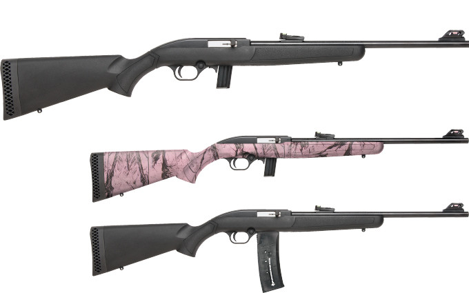 Винтовка Mossberg International 702 Plinkster