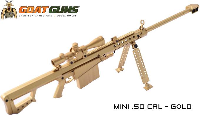 Модель GOATGuns Chest Candy винтовки Barrett