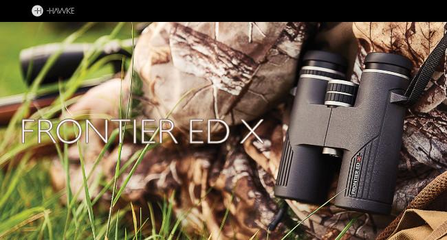 Бинокли Hawke Frontier ED X