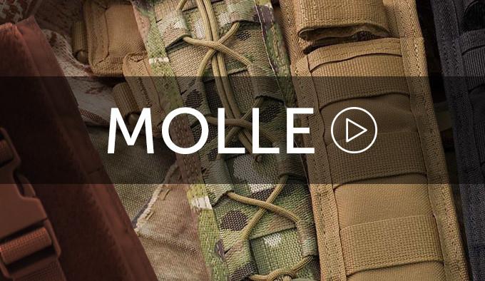 Оцифрованное видео-инструкция к системе MOLLE