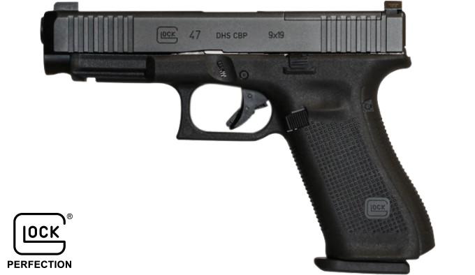 Пистолет Glock G47