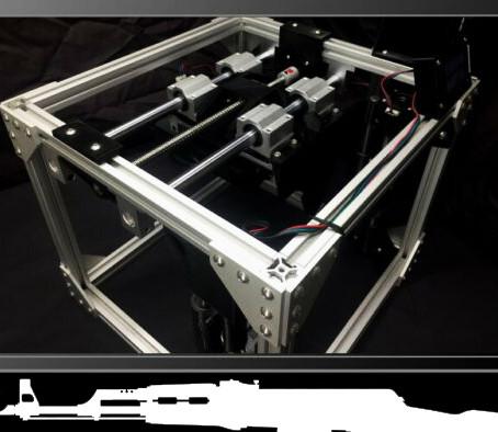 Автоматизированная станция для производства оружейных деталей Ghost Gunner Flex