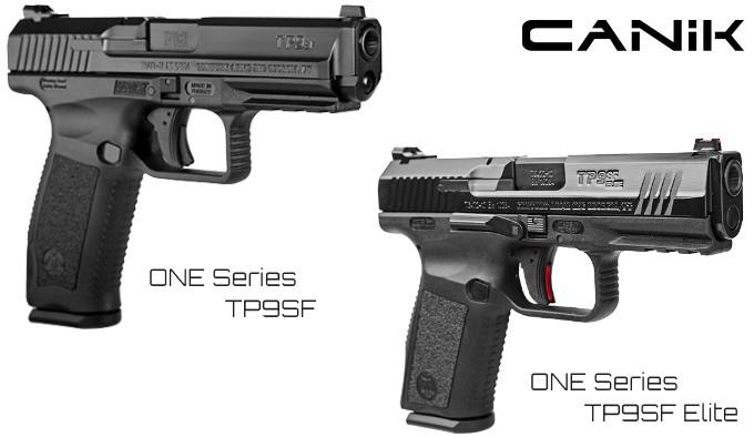 Пистолеты Canik ONE