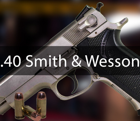 Патрон .40 Smith & Wesson