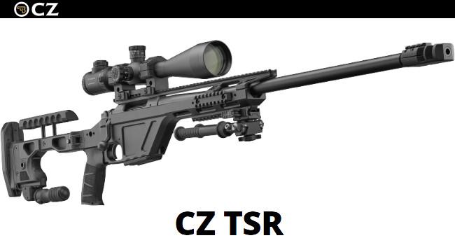Винтовка CZ TSR