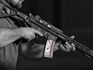 Новая винтовка Zenith Firearms Z-43P Rifle
