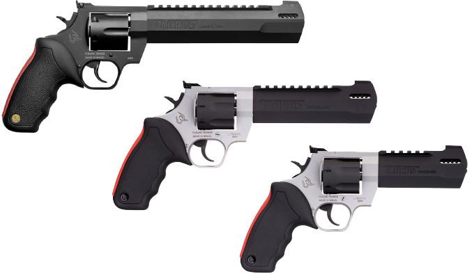 Револьверы Taurus Raging Hunter 357 Magnum
