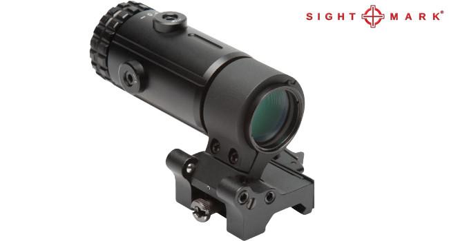 Оптические увеличители Sightmark T-3 и T-5
