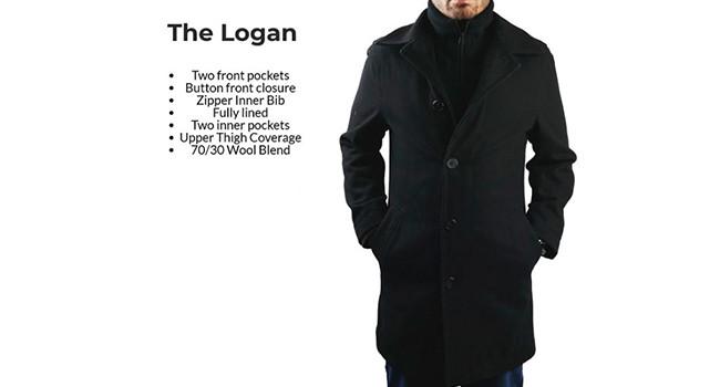 пальто The Logan