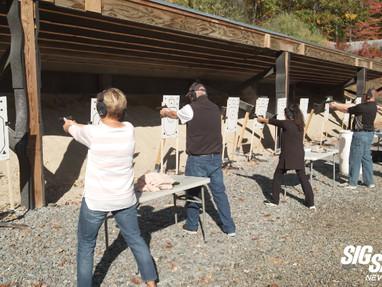Виртуальные стрелковые курсы Sig Sauer Shooters Edge