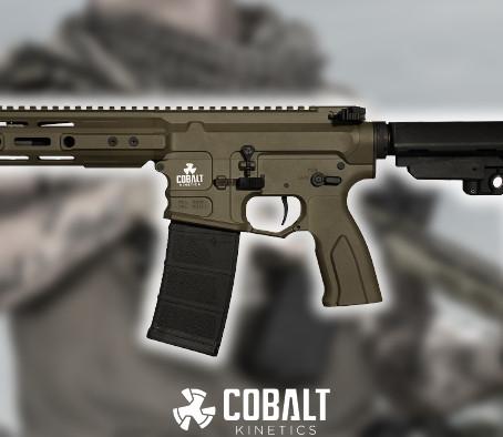 Карабин Cobalt Kinetics BAMF Pro