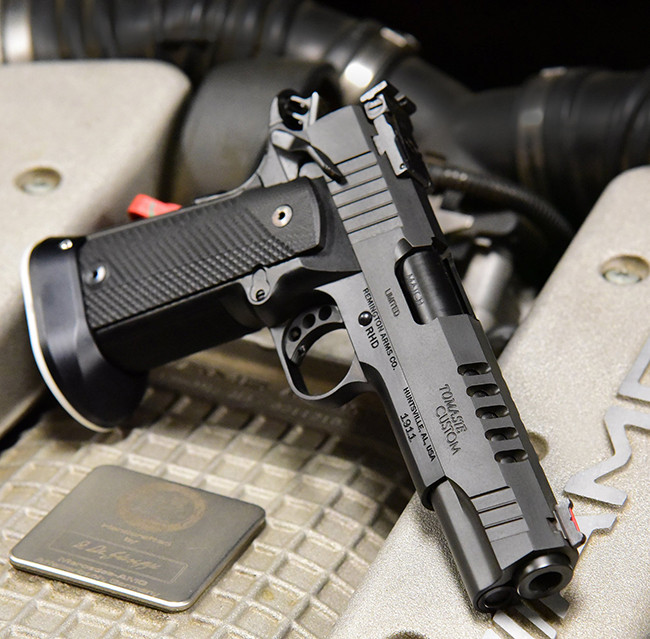 пистолет Remington 1911 R1 Tomasie Custom