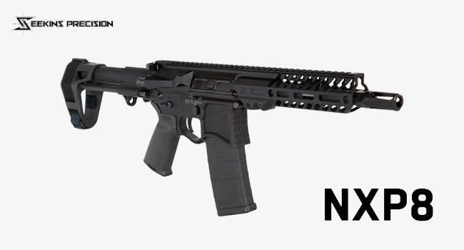 пистолетный карабин Seekins Precision NXP8