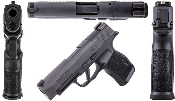 пистолет Sig Sauer P365 XL