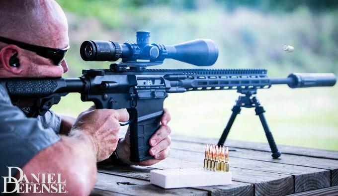 Новые винтовки Daniel Defense DD5
