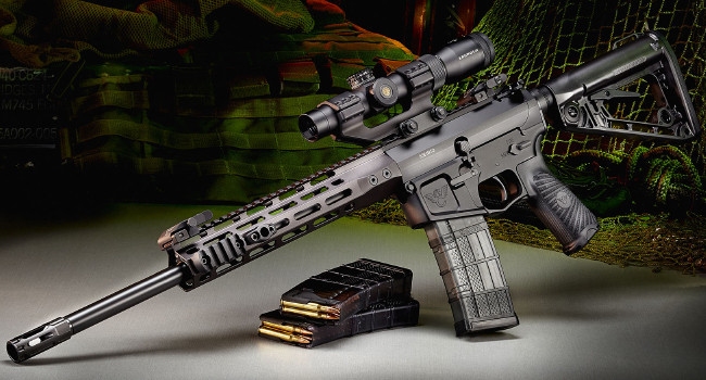 Wilson Combat Recon Tactical 224 Valkyrie