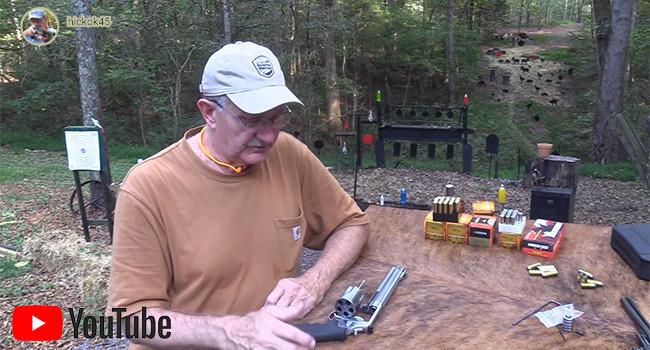 hickok45 Smith & Wesson 460 XVR